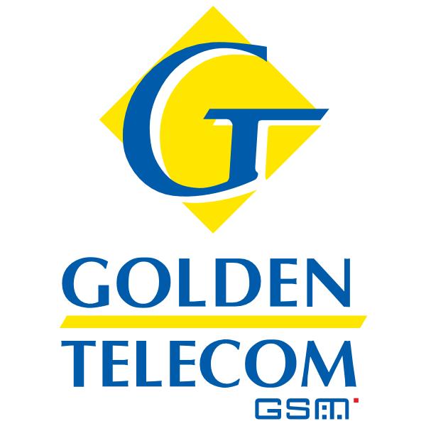 Golden Telecom GSM Logo ,Logo , icon , SVG Golden Telecom GSM Logo
