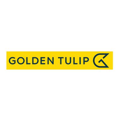GOLDEN TULIP YELLAW BACK logo ,Logo , icon , SVG GOLDEN TULIP YELLAW BACK logo