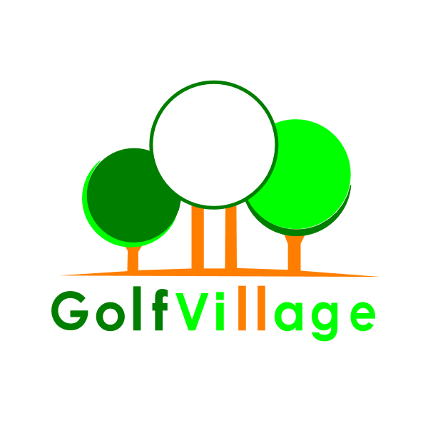 Golf Village Logo ,Logo , icon , SVG Golf Village Logo