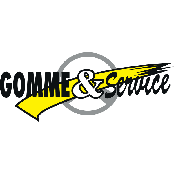 Gomme & Service Logo ,Logo , icon , SVG Gomme & Service Logo