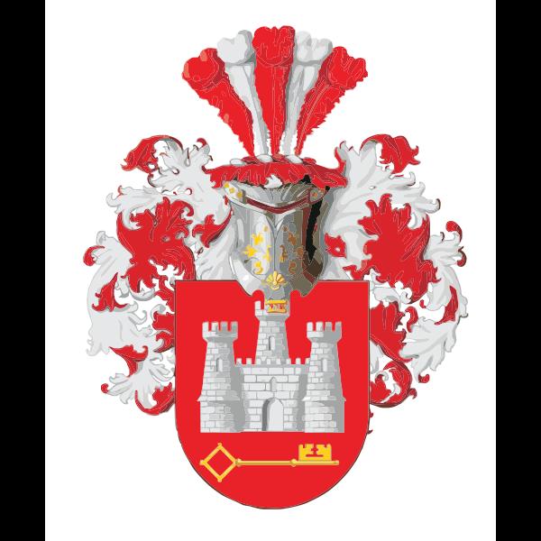 Gonzalez Coat of Arms Crest Logo ,Logo , icon , SVG Gonzalez Coat of Arms Crest Logo