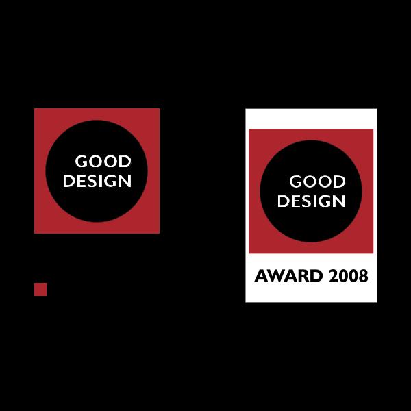 Good Design Award 2008 Logo ,Logo , icon , SVG Good Design Award 2008 Logo