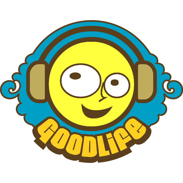 Goodlife Productions Logo ,Logo , icon , SVG Goodlife Productions Logo