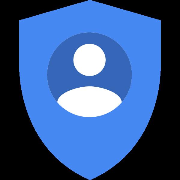 Google Account Security ,Logo , icon , SVG Google Account Security