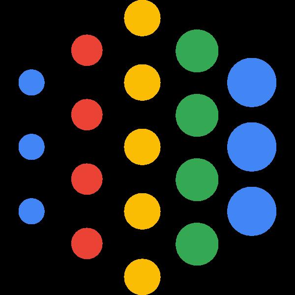 Google AI ,Logo , icon , SVG Google AI