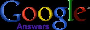 Google Answers Logo ,Logo , icon , SVG Google Answers Logo
