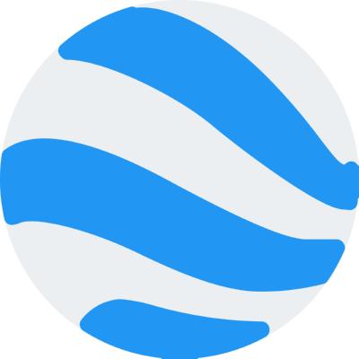 google earth ,Logo , icon , SVG google earth