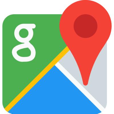 google maps ,Logo , icon , SVG google maps
