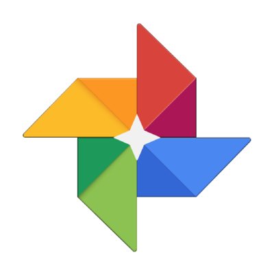 google photos ,Logo , icon , SVG google photos