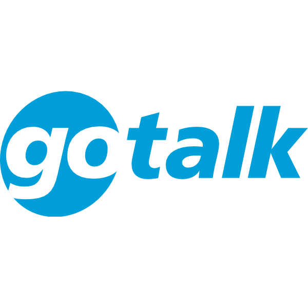 Gotalk Logo ,Logo , icon , SVG Gotalk Logo