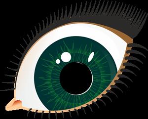 göz Logo ,Logo , icon , SVG göz Logo
