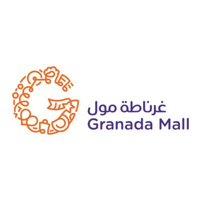 شعار granada mall riyadh saudi arabia غرناطة مول ,Logo , icon , SVG شعار granada mall riyadh saudi arabia غرناطة مول