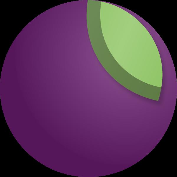 Grape Logo ,Logo , icon , SVG Grape Logo