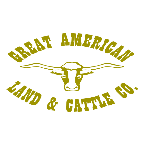 Great American Land & Cattle Logo ,Logo , icon , SVG Great American Land & Cattle Logo