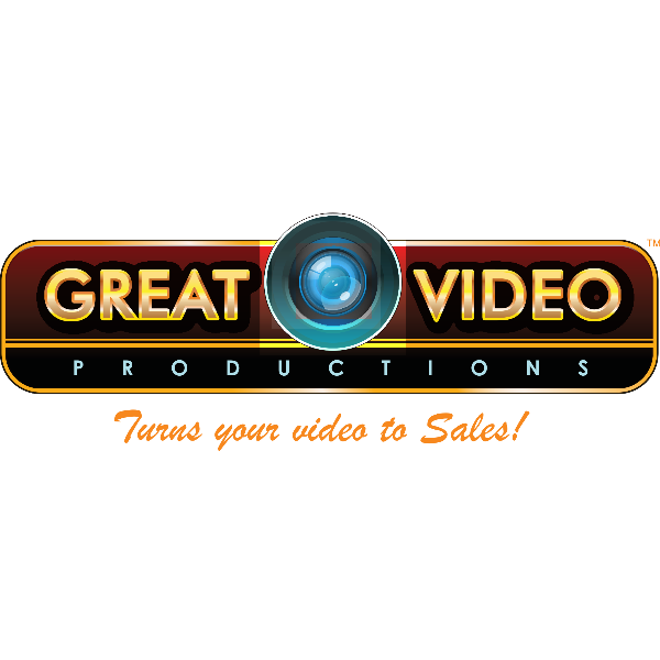 Great Video Productions Logo ,Logo , icon , SVG Great Video Productions Logo