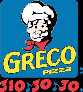 Greco Pizza Logo ,Logo , icon , SVG Greco Pizza Logo