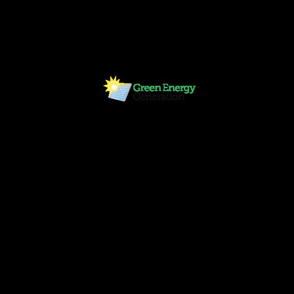 Green Energy Generation Logo ,Logo , icon , SVG Green Energy Generation Logo