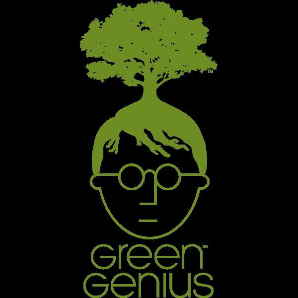 Green Genius Logo ,Logo , icon , SVG Green Genius Logo