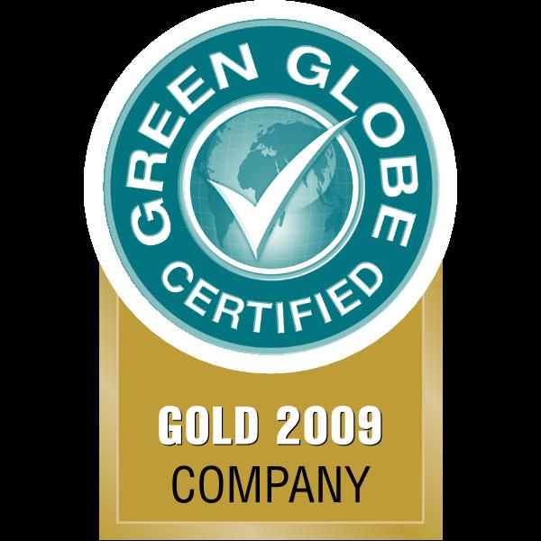 Green Globe GOLD 2009 COMPANY Logo ,Logo , icon , SVG Green Globe GOLD 2009 COMPANY Logo