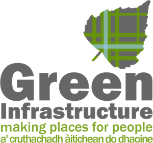 Green Infrastructure Scotland Logo ,Logo , icon , SVG Green Infrastructure Scotland Logo