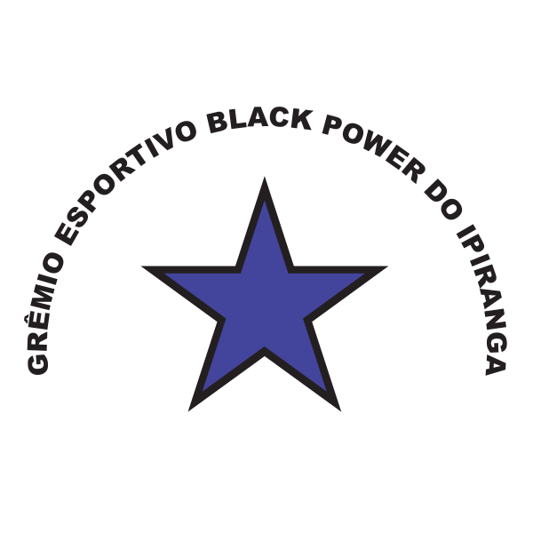 Gremio Esportivo Black Power de Sao Paulo-SP Logo ,Logo , icon , SVG Gremio Esportivo Black Power de Sao Paulo-SP Logo