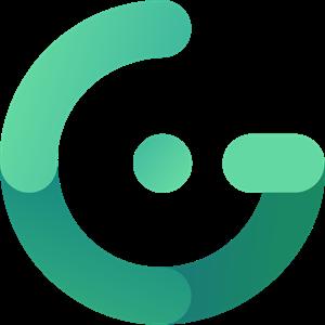 Gridsome Logo ,Logo , icon , SVG Gridsome Logo