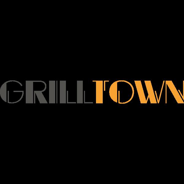 Grill Town Logo ,Logo , icon , SVG Grill Town Logo