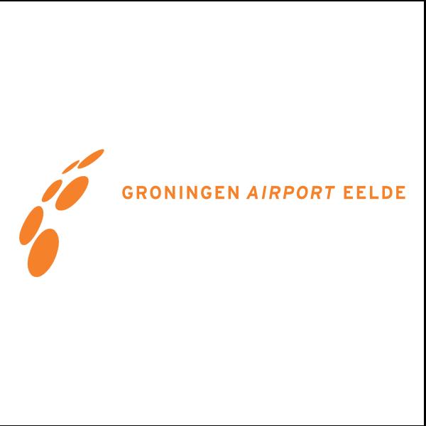Groningen Airport Eelde Logo ,Logo , icon , SVG Groningen Airport Eelde Logo