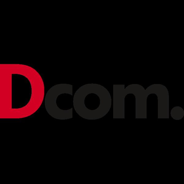 Grupo Dcom Logo ,Logo , icon , SVG Grupo Dcom Logo