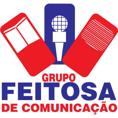 Grupo Feitosa de Comunicações (P/B) Logo ,Logo , icon , SVG Grupo Feitosa de Comunicações (P/B) Logo