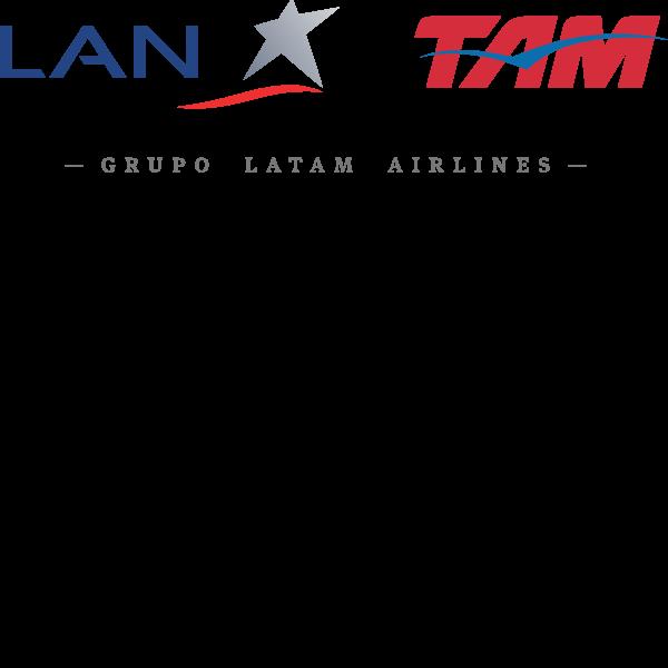 Grupo Latam Airlines Logo
