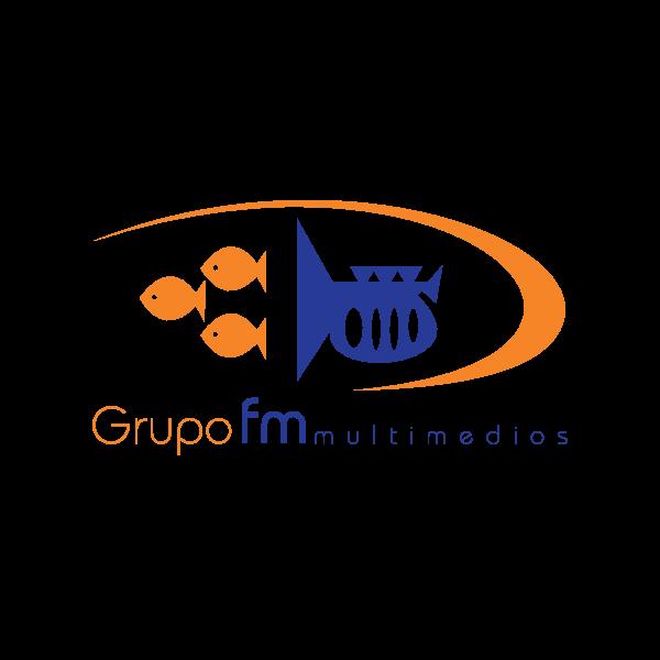 grupofmmultimedios Logo ,Logo , icon , SVG grupofmmultimedios Logo