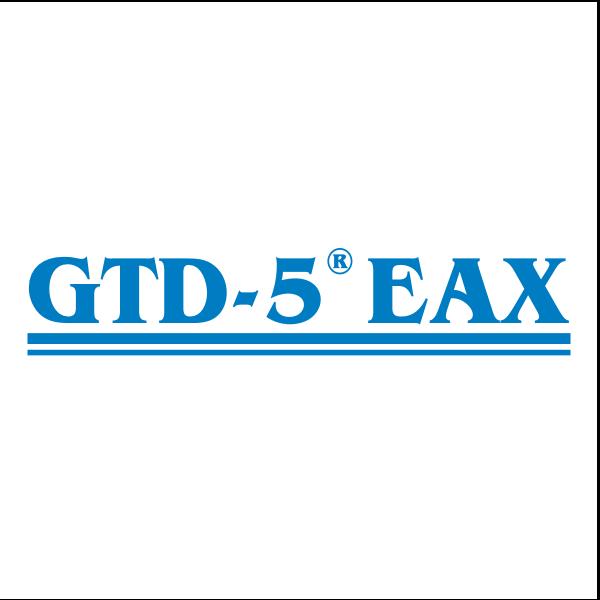 GTD-5 EAX Logo ,Logo , icon , SVG GTD-5 EAX Logo