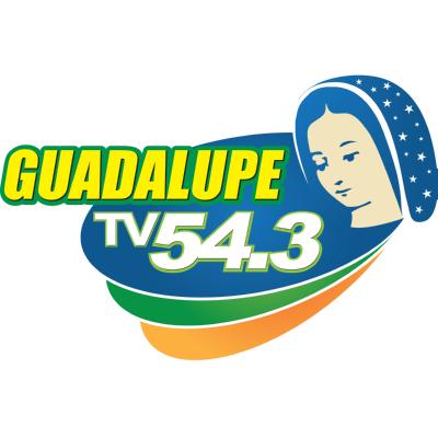 Guadalupe TV 54.3 Logo ,Logo , icon , SVG Guadalupe TV 54.3 Logo