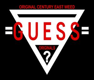 GUESS original Logo ,Logo , icon , SVG GUESS original Logo