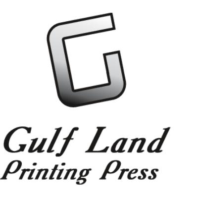 Gulf Land Printing Press Logo ,Logo , icon , SVG Gulf Land Printing Press Logo