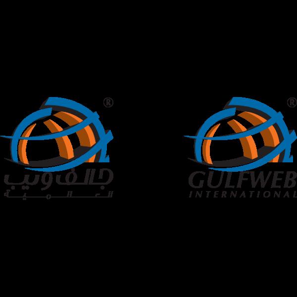 شعار جالف ويب العالميه ,Logo , icon , SVG شعار جالف ويب العالميه