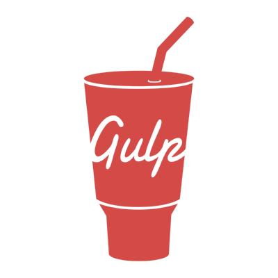 gulp logo ,Logo , icon , SVG gulp logo