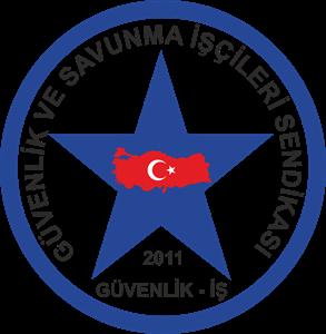 Güvenlik ve Savunma İşçileri Sendikası Logo