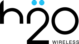 h2o Wireless Logo ,Logo , icon , SVG h2o Wireless Logo