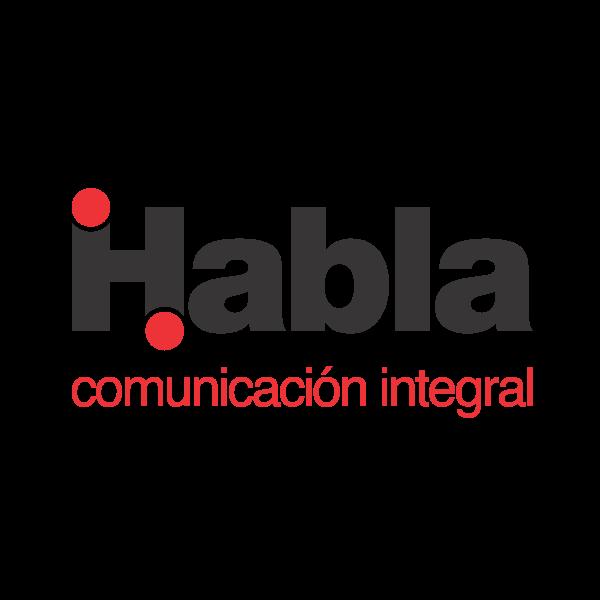 Habla Comunicación Integral Logo ,Logo , icon , SVG Habla Comunicación Integral Logo
