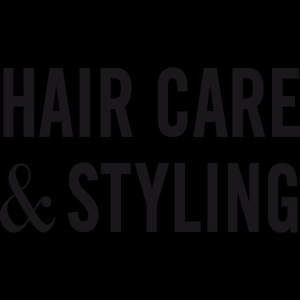 Hair care & Styling Logo ,Logo , icon , SVG Hair care & Styling Logo
