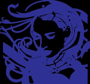 hair Logo ,Logo , icon , SVG hair Logo