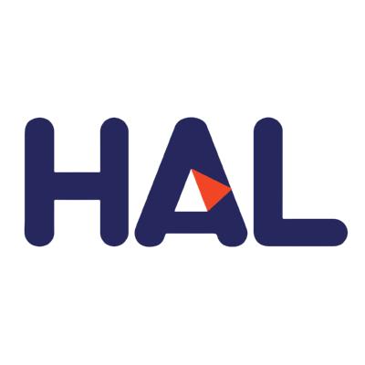 HAL – Hyper Articles en Ligne ,Logo , icon , SVG HAL – Hyper Articles en Ligne