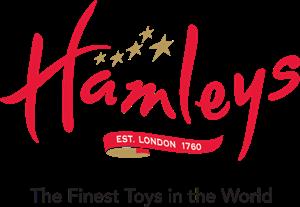 Hamleys Toy shop London Logo ,Logo , icon , SVG Hamleys Toy shop London Logo