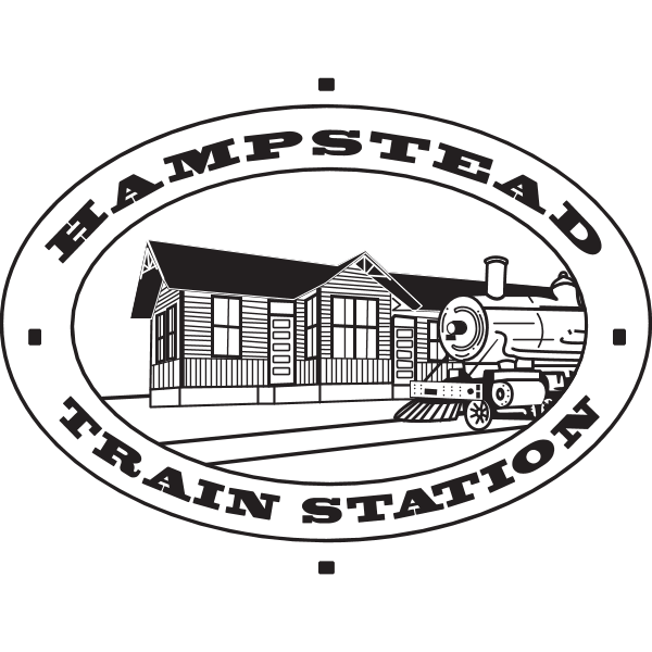 Hampstead Train Station Logo ,Logo , icon , SVG Hampstead Train Station Logo
