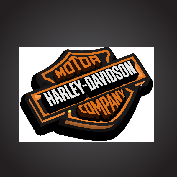 Harley Logo ,Logo , icon , SVG Harley Logo