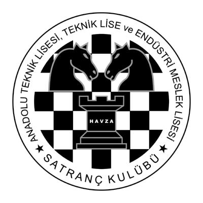 Havza And.Tek.Lis.Tek.Lis. ve EML-SATRANÇ KULÜBÜ Logo ,Logo , icon , SVG Havza And.Tek.Lis.Tek.Lis. ve EML-SATRANÇ KULÜBÜ Logo