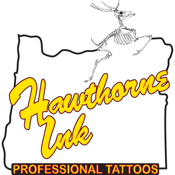 Hawthorne Ink Tattoo Logo ,Logo , icon , SVG Hawthorne Ink Tattoo Logo