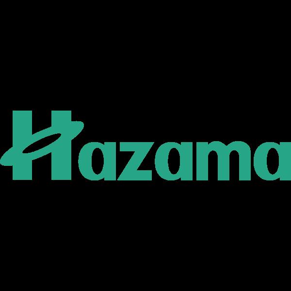 HAZAMA ,Logo , icon , SVG HAZAMA